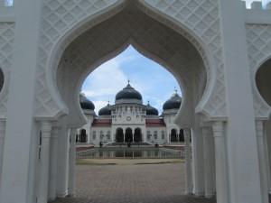 Grand mosque Banda Aceh