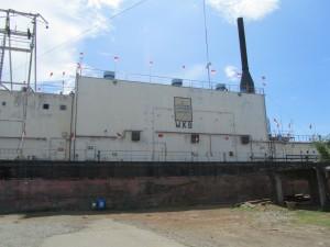 Power generator vessel
