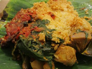 Indonesian food Dendeng